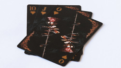 Victorian Obsidian Edition Playing Cards Deck Brand New