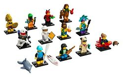 Lego Collectible Minifigures Series 21 Cmf - 71029 - You Pick