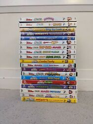 Mickey Mouse Clubhouse Dvd Collection