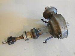 1965 Ford Mustang 289 Point Style Distributor C5af 12127 N Date Code 6ba