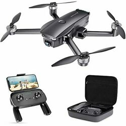 Snaptain Sp7100 4k Gps Drone With Uhd Camera For Adults Foldable Quadcopter Wit