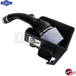 Afe Air Intake System W/ Pro Dry S Filter Media For 11-2013 Bmw 1and3 Series Blk