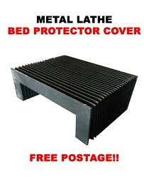 Diy Lathe Bed Chip / Swarf Cover Shield Protector Free Post South Bend, Hercus