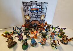 Lot Of 29 Skylanders Figures Activision With Box