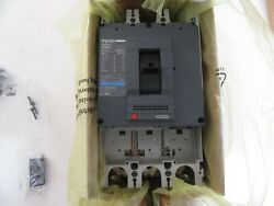 Schneider Breaker Compact Ns Ns400l 400a 3pole Basic Frame Without Trip Unit.