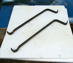 1957 To 1960 Ford F100 To F800 Gas Tank Tank Straps