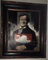 Richard Wagner By Bart Forbes / Opera Cover Art