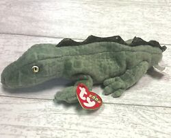 Swampy Alligator 6th Generation 2000 Retired Ty Beanie Baby Collectible Gifts