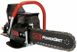 New Ics 580423 680es-10 Powergrit Gas Chainsaw For Cutting Ductile Pipe