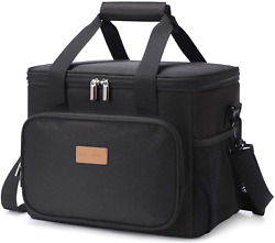 Lifewit Large Lunch Bag Insulated Lunch Box Soft Cooler Cooling Tote For Adult $27.99