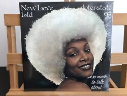 New Love Ltd And Interstate 95 So Much To Talk About Fpo12lp Re Europe 2015