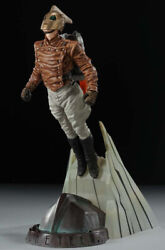 Electric Tiki Archive-the Rocketeer Classic Heroes Statue 1 Of 550 Disney