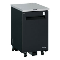 Turbo Air Tbb-1sb-n6 23 One Section Back Bar Cooler With Solid Door 7.76 Cu...