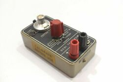 Time Micro Cal1030 Precision Analogue Voltage Current Dc Source Calibrator