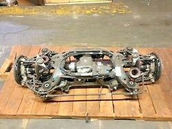 Oem Cadillac Cts 2015 Rear Suspension Complete Assembly With Carrier 23156301