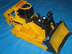 Toy Bulldozer W/ Frost Ripper, Needs Repair, Battery Opperated