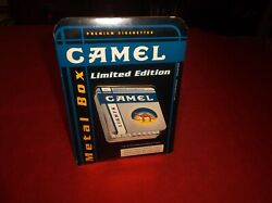 Vintage Camel Cigarette Advertising Sign Old Antique Collectible Tobacco Signs
