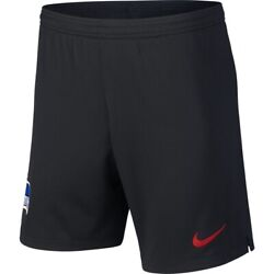 Nike Dri Fit Hertha Bsc Mens Small Black Shorts - Brand New With Tags