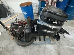 1999 Mercury Optimax Di 3.0l 225 Hp Outboard - Needs Fuel System Parts Replaced