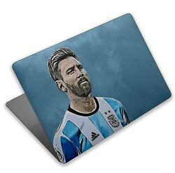 Football Lionel Messi Macbook Case For Mac Air Pro M1 13 16 Cover Skin Sn122