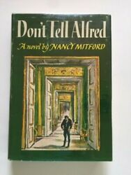 Donand039t Tell Alfred - 1st. American Ed. By Nancy Mitford
