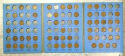 58 Coin Set 1909-1940 Lincoln Wheat Penny Cent - Early Dates Collection 531