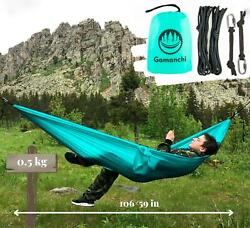 Lightweight Travel Hammock Different Colors Camping Supplies Outdoor Activity