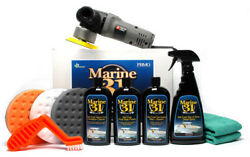 Porter Cable 7424xp Marine 31 Boat Oxidation Removal Kit Pc-m31-1300