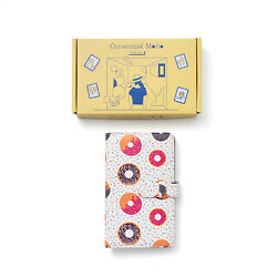 Occasional Motto Photo Album Fits For Instax Mini Holds 108 Photos Donut Cover