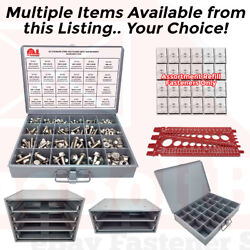 Stainless Steel Metric Flange Screw Bolt Nut A2-70 Assortment Kit Or Accessories