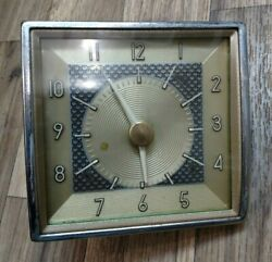 1942 Dodge Clock Fully Reconditioned, Extremely Rare