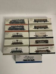 Southern Pacific Model Trains New In Box Lot Of 11