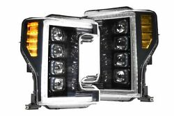 Morimoto Xb Led Projector Headlights Ford Super Duty 2017 - 2019 Plug And Play