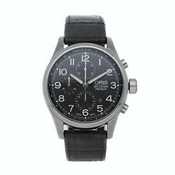 Oris Aviation Automatic Movement Grey Dial Menand039s Watches 01774769940630752206fc