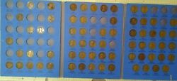 66 Coin Set 1909-1940 Lincoln Wheat Penny Cent - Early Dates Collection 529