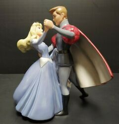 Nos Wdcc Disney Sleeping Beauty Dance In The Clouds Blue Ltd Ed Figurine 210243