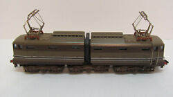 Rivarossi Articulated Electric Locomotive E 645-080 On Front F5 646-060 On Side