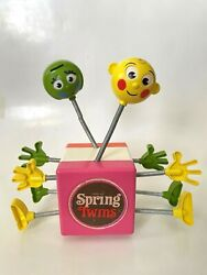 Rare And Scarce Ohio Art Spring Twins Vintage Toy Find Another Really Nice