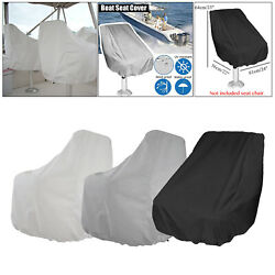 Captainandrsquos Boat Seat Cover Dustproof Bench Chair Cover Furniture Protection