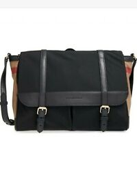Burberry messenger Diaper Laptop Bag $395.00