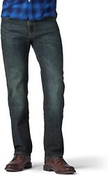 Lee Menand039s Big And Tall Performance Series Extreme Motion Relaxed Fit Jean