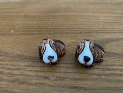 Basset Hound Pencil Toppers