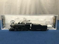 Bachmann N Undecorated 2-8-0 Consolidation Steam Engine 81152