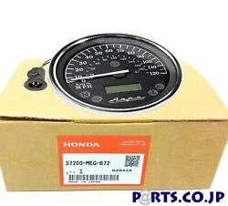 Genuine Honda Speedometer 04-07 Vt750 C / Ca Shadow Aero Gauge Assembly