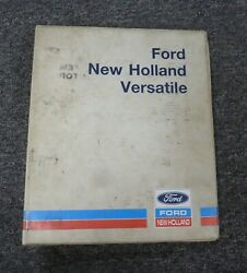 Ford New Holland 8830 Ultra Command Powershift Transmission Service Manual