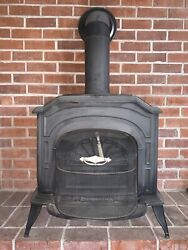 Vintage Vermont Castings Resolute Wood Stove $1500.00