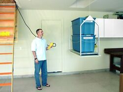 Versalift 24 Hxx Corded Attic Lift Save Your Back Move Items Safely Into Attic