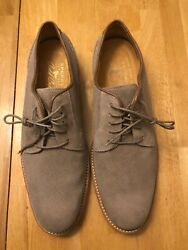 Sperry Top-sider Gold Cup Collection Sude Menandrsquos Shoes Sz 13 M