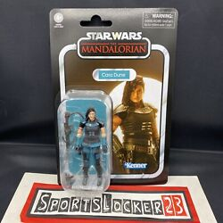 Star Wars Vintage Collection The Mandalorian Cara Dune Vc164 3.75 New In Hand 🔥