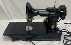 Singer Sewing Machine And Foot Pedal Catalog 3-1101940's Vintage